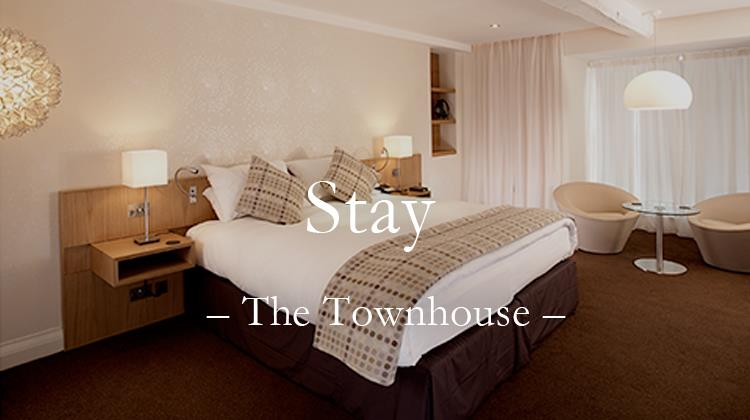 Stay at The Townhouse